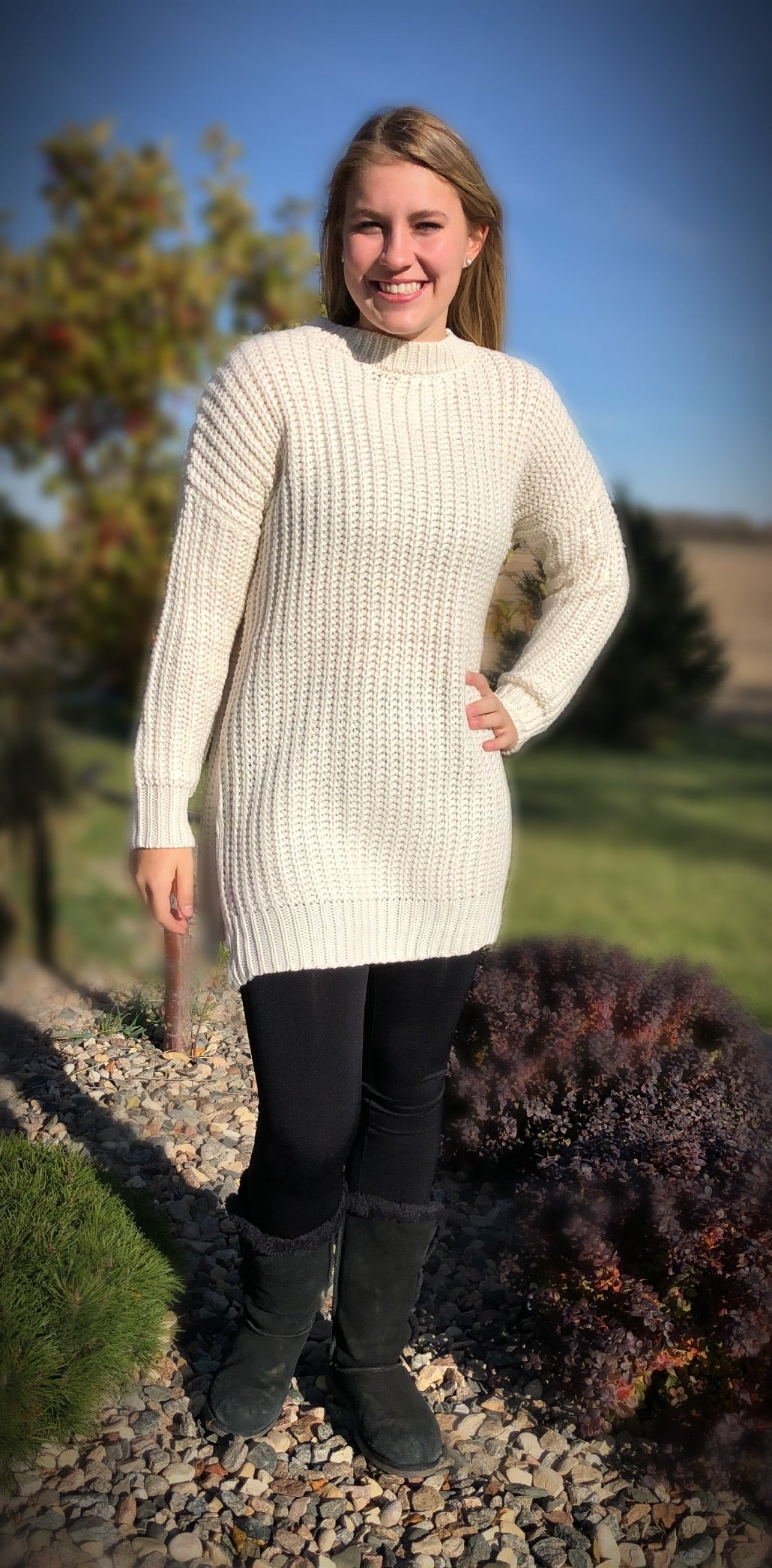 Chunky Oversized Sweater