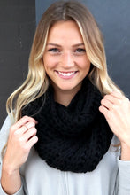 Load image into Gallery viewer, Infinity Scarf - Chunky Knit