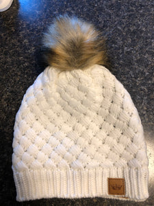 Stocking Hat with Pom