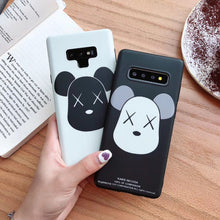 Load image into Gallery viewer, Fashion Bear Case Samsung galaxy Protective Phone Case for Samsung