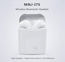 Load image into Gallery viewer, Bluetooth Earphone Stereo Earbud Headset With Charging Box For All Smart Phones
