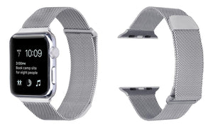 Milanese Loop Mesh Band for Apple Watch Series 1, 2, 3, & 4