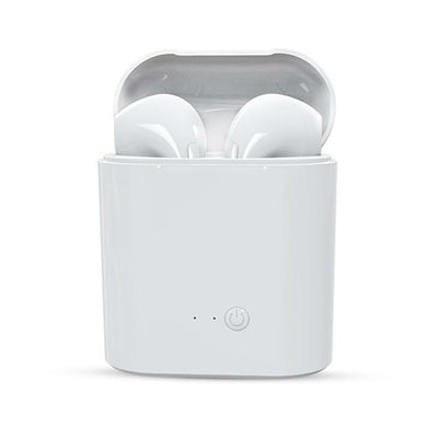 Bluetooth Earphone Stereo Earbud Headset With Charging Box For All Smart Phones