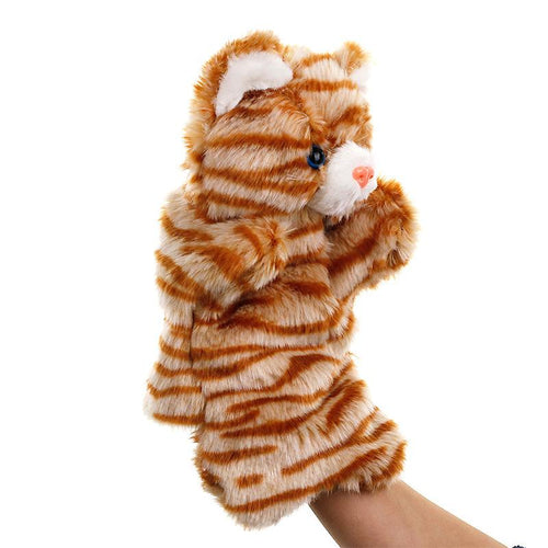 Popular Cat Stage Puppet Playing, Teaching Plush Toys
