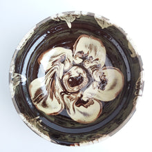 Load image into Gallery viewer, Two-Tone Chocolate Clay Bowl - Casa De Folklore