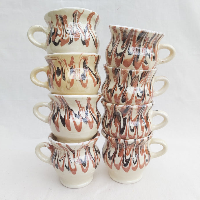 Tan Medium Mug - Casa De Folklore