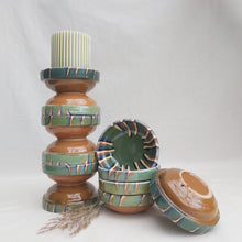 Load image into Gallery viewer, Handmade Romanian pottery for Casa de Folklore