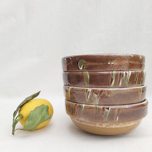 Stone Marble Flower Bowl