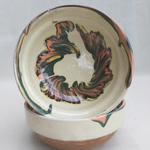 Load image into Gallery viewer, Cream Marble Flower Bowl