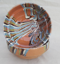 Load image into Gallery viewer, Tan Marble Bowl