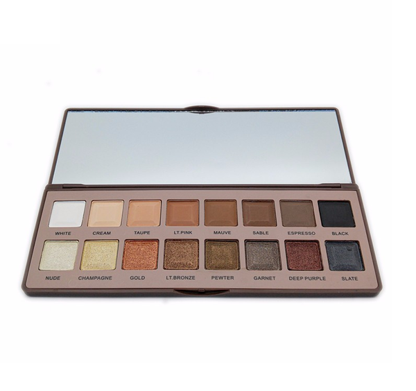 Limited Edition Nude Palette - Rayan Beauty