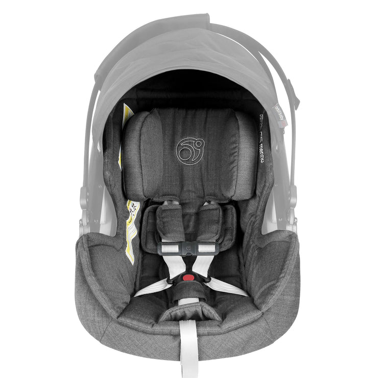 G5 Merino Wool Infant Car Seat Liner