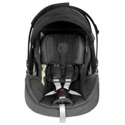 Stroll, Sleep, & Ride Travel System in Merino Wool