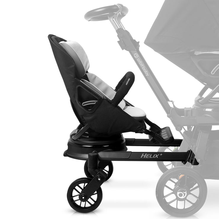 Helix+ with Stroller Seat