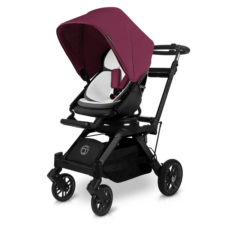 G5 Stroller Canopy in Burgundy - Orbit Baby