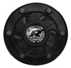 Rocket Puck Black/Black