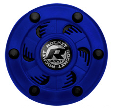 Rocket Puck Blue/Black