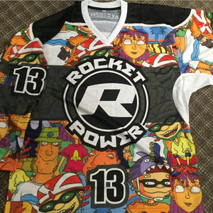 Rocket Power Jersey