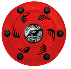 Rocket Puck Red/Black