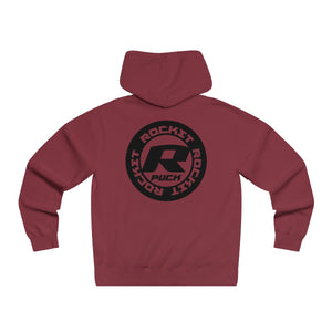 Super Rocket Puck Lightweight Pullover Hooded Sweatshirt