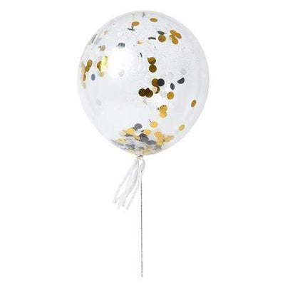Happy Sprinkles Streusel 8x Confetti Balloon