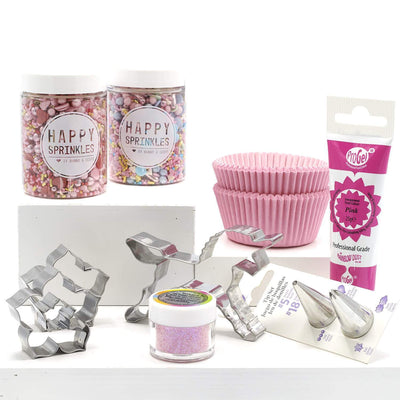 Happy Sprinkles Streusel Loving Pink - Backset