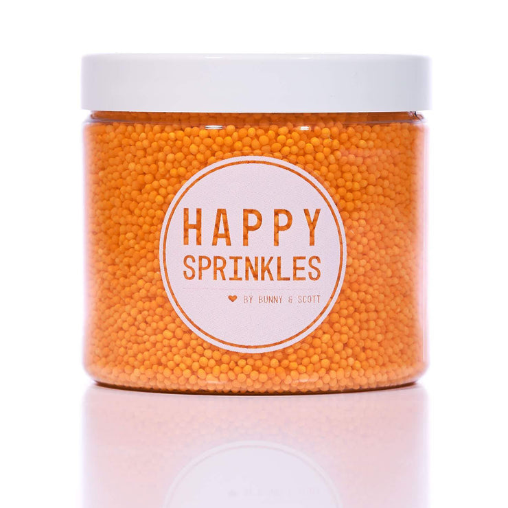 Happy Sprinkles Streusel Orange Simplicity