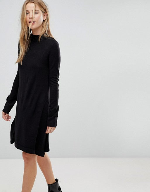 Pulover Brave Soul - Swing Jumper Dress