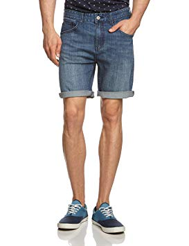 Pantaloni Globe-Goodstock Denim Walkshort-Stwash-GB01216002