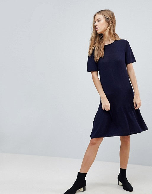 Pulover Vila - Swing Knit Dress