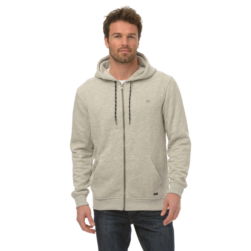Hanorac Animal Zip Through Hoody- Grey