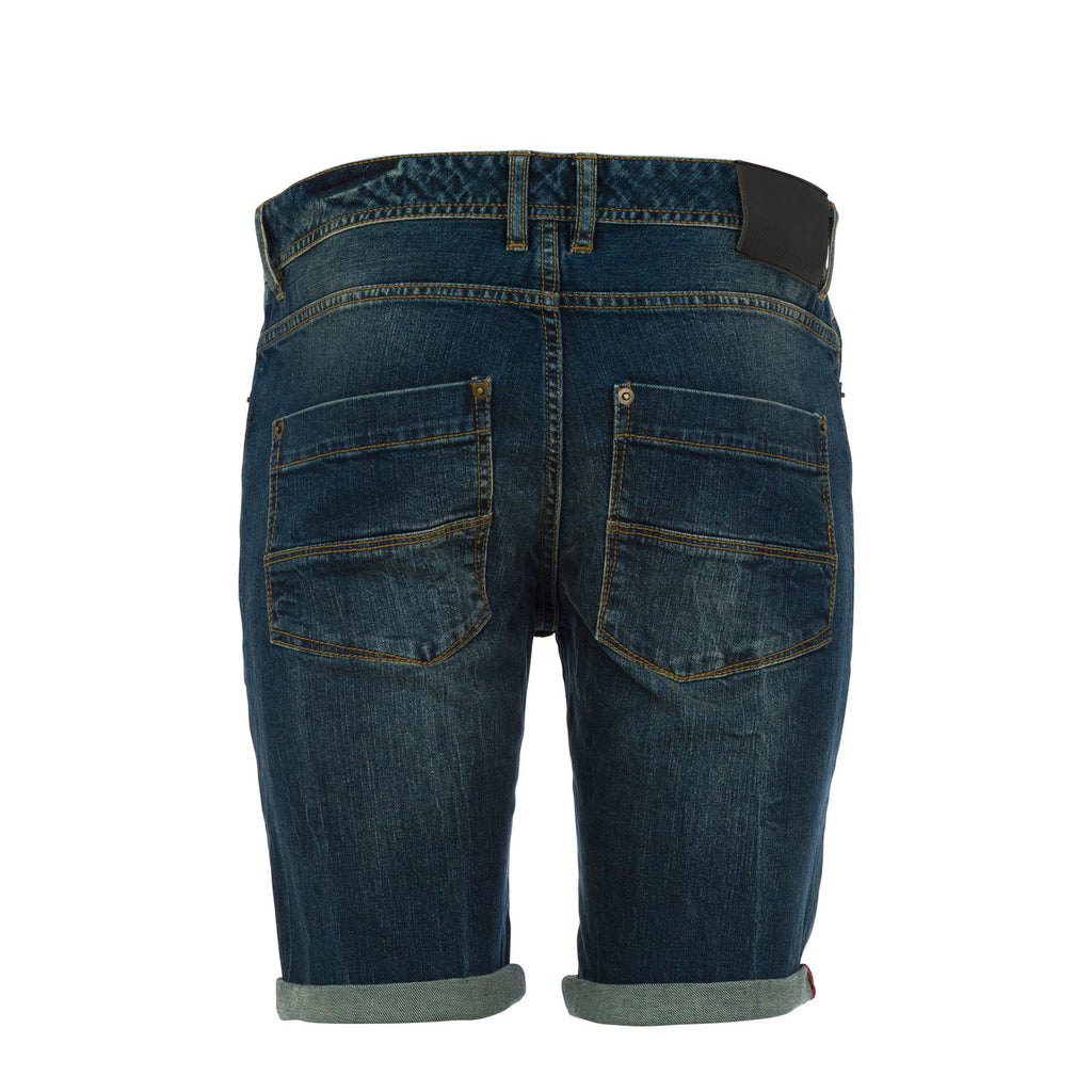 Pantaloni scurți Animal-Denim Short Pelu-CL7SL156 E44