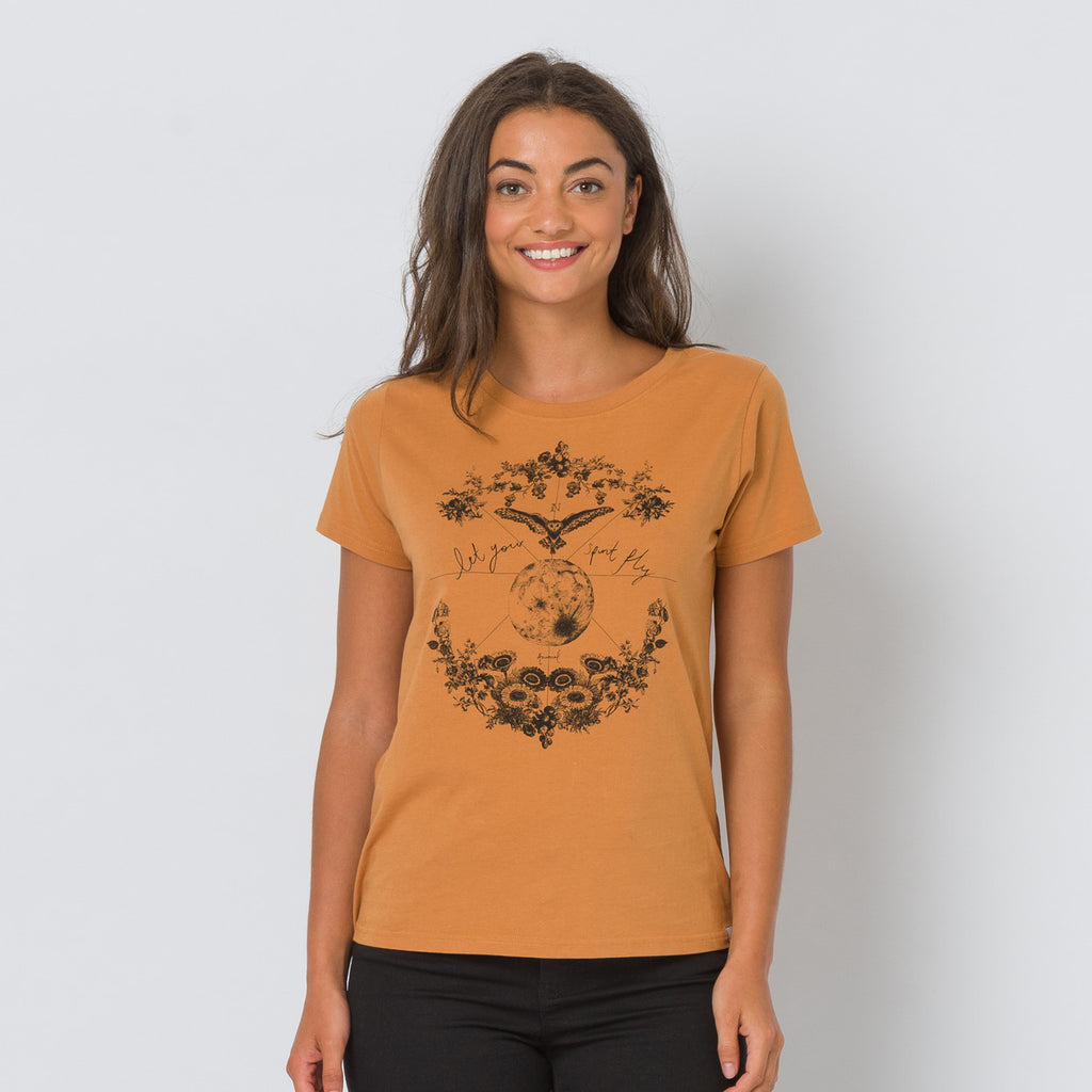 Tricou Animal - Deluxe Graphic Te Nurtured