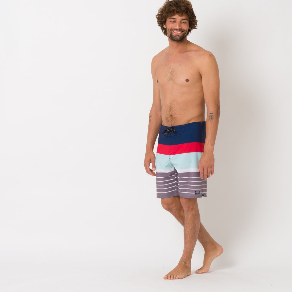 Board Short Tarley- Stripes