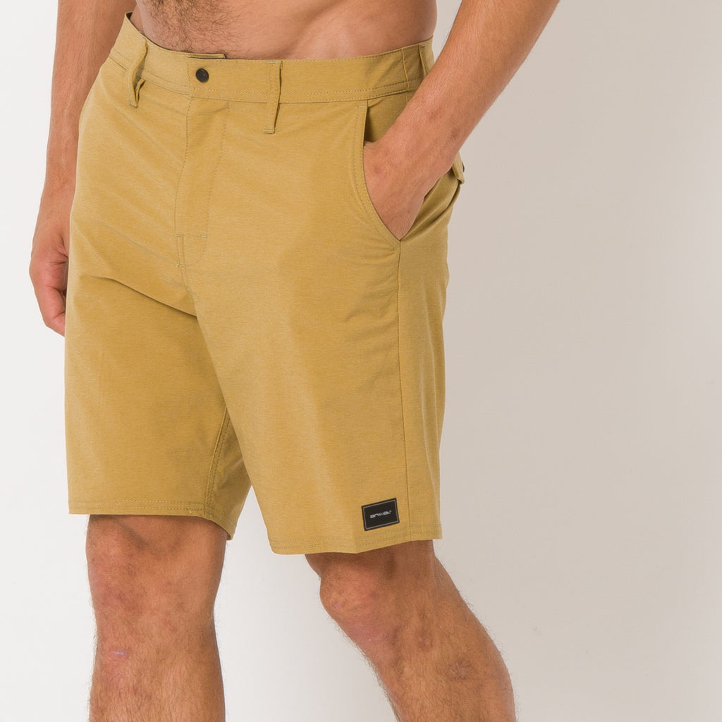 Board Short Animal- Hugo- Dijon Brown Marl