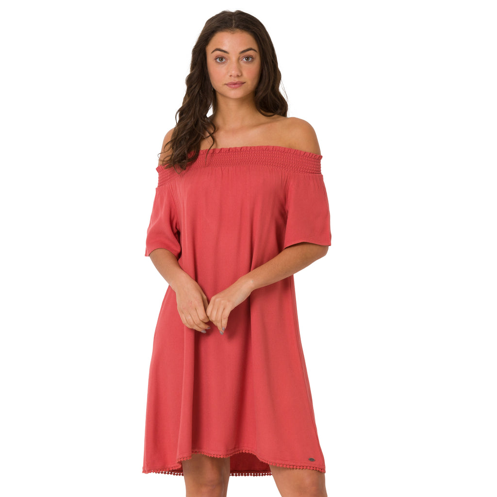 Rochie Animal Seniority Dress- Faded Rose Pink