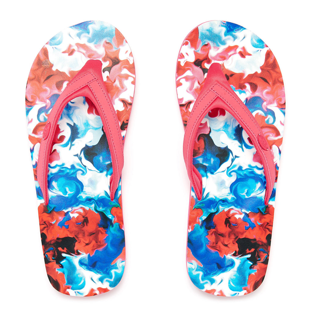 Șlapi Animal - Flip Flop Swish Slim AOP - FM8SN306 584
