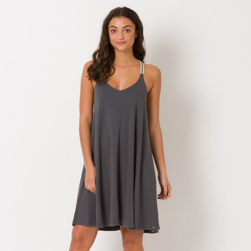 Rochie Caseytwo Dress- Magnet Grey