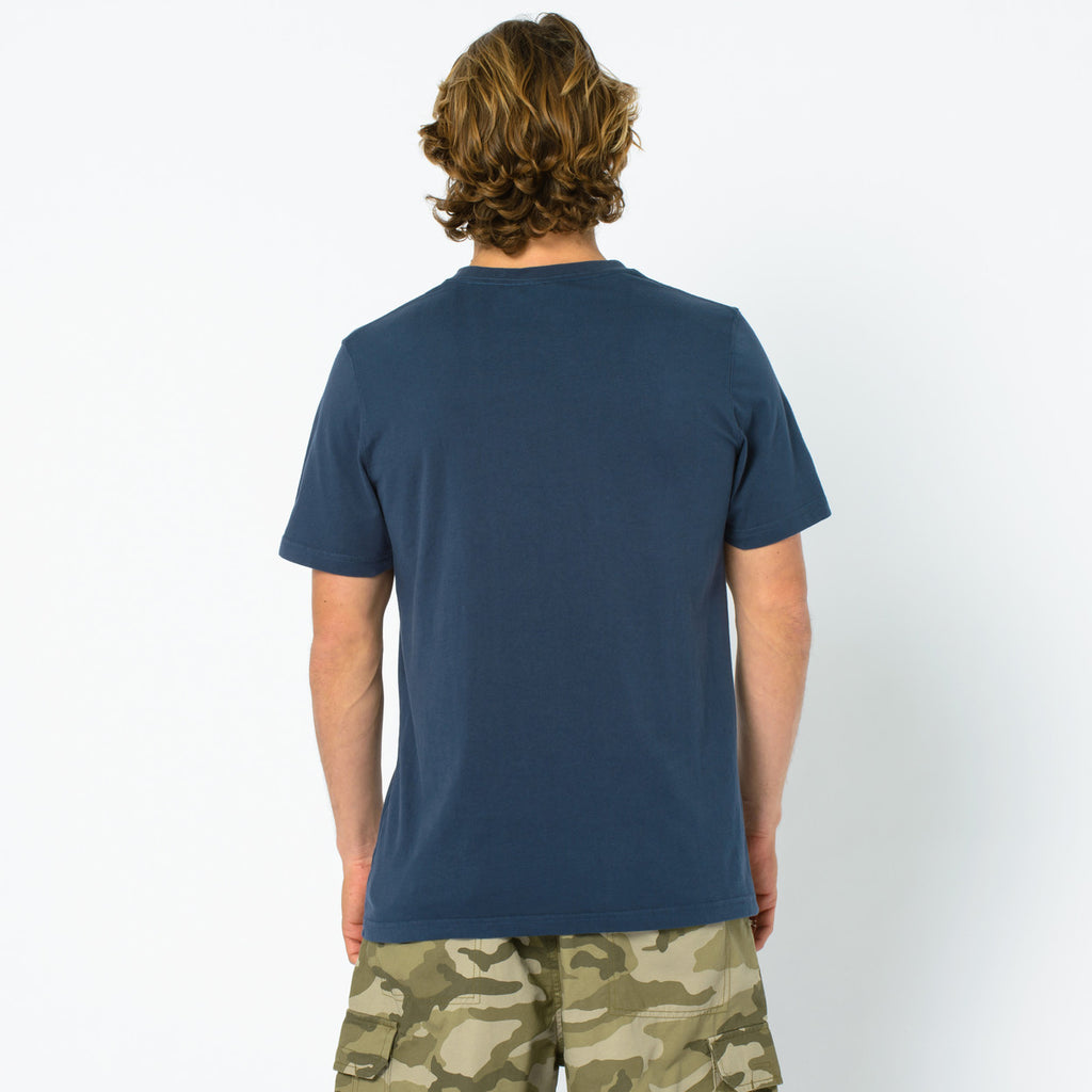 Tricou Animal - Graphic Tee - Indigo