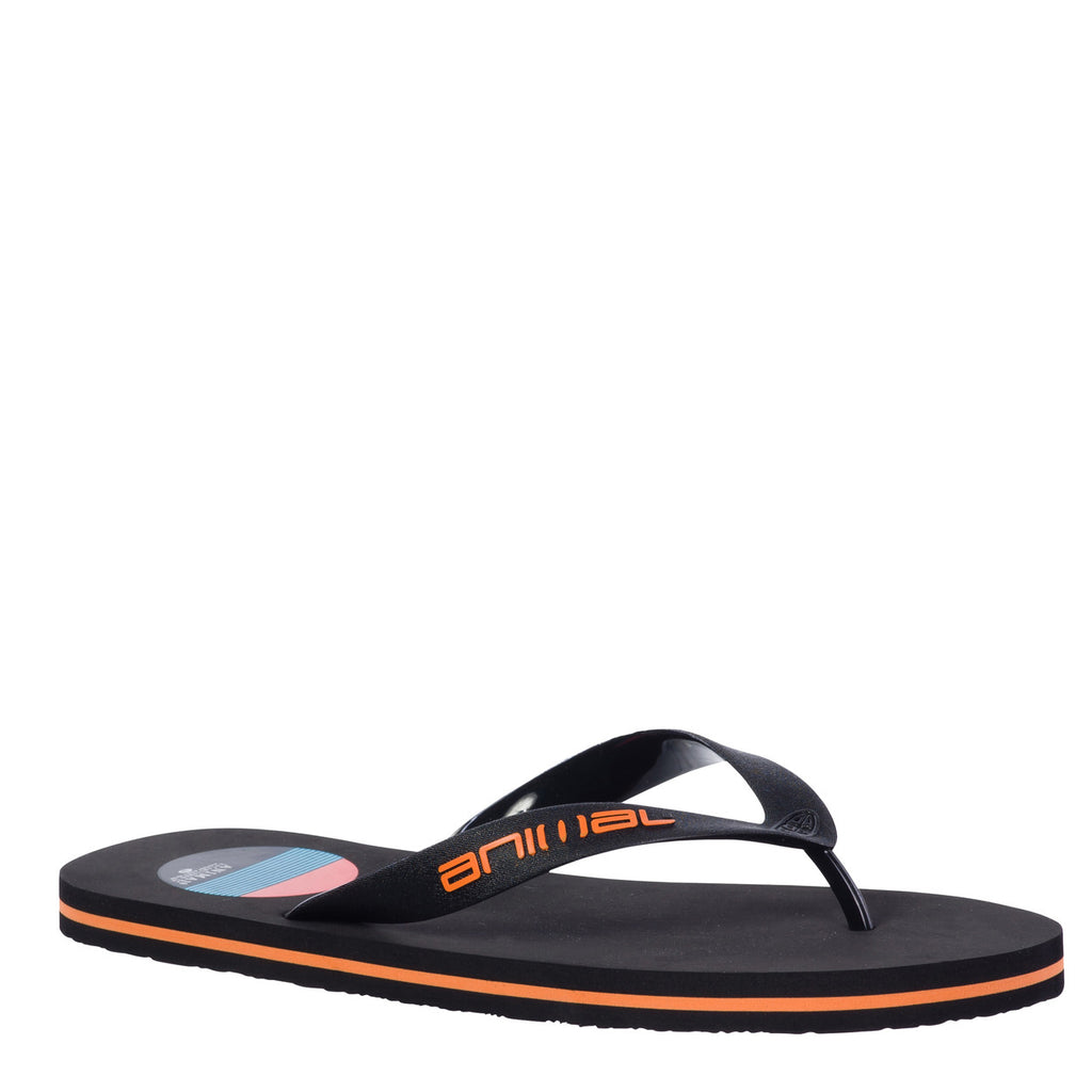 Șlapi Animal - Flip Flop 002 - Black - FM5SG001 002