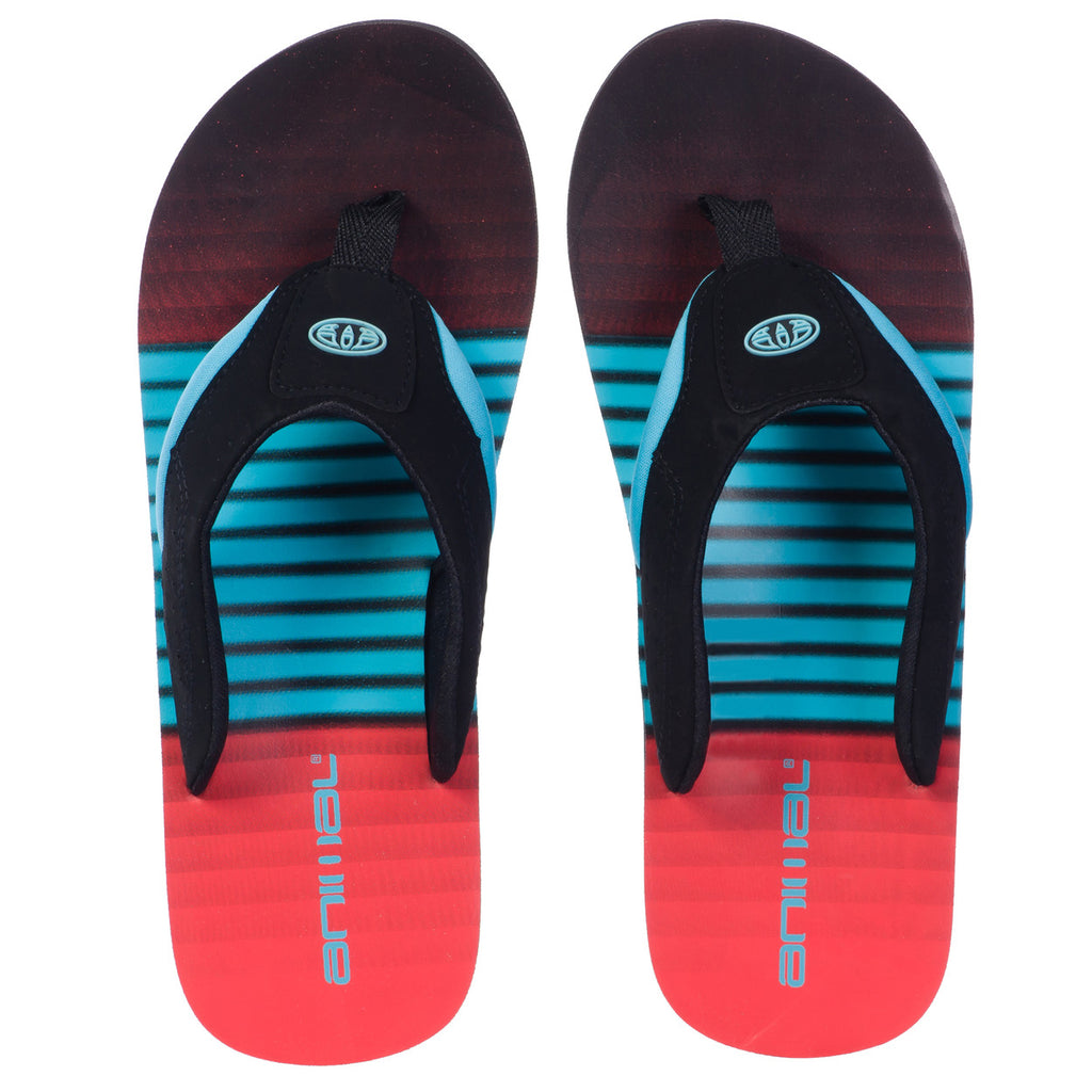 Șlapi Animal - Flip Flop 603 - Black - FM5SG003 603