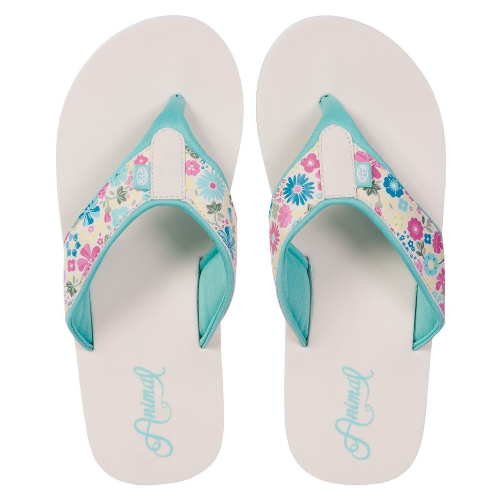 Șlapi Animal - Flip Flop 007 - Cream - FM5SG303007