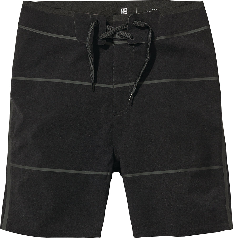 Short Globe-Hikarl 19''Boardshort-Black-GB01328013