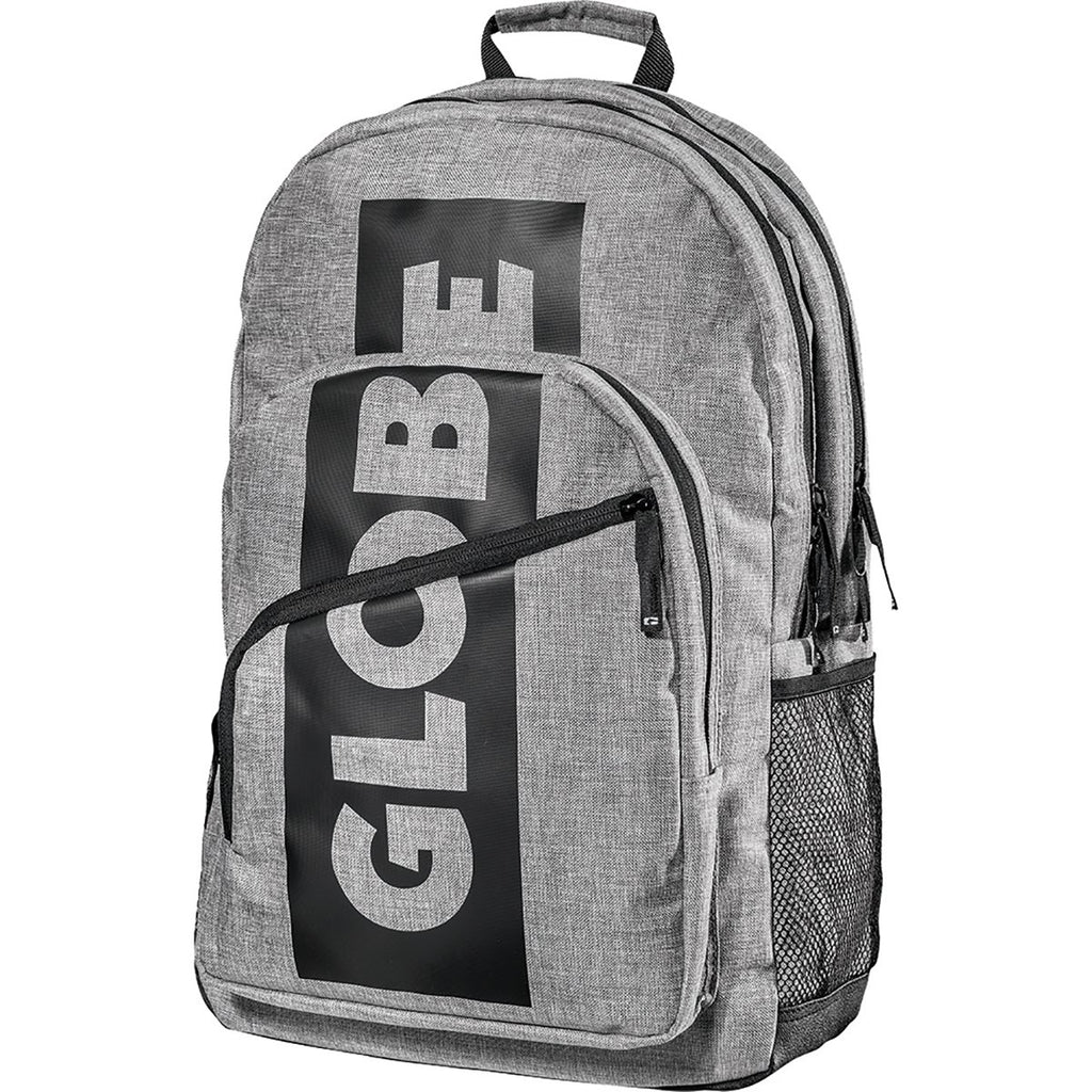 Rucsac Globe - Jagger III Backpack - Grey/ Black - GB71619016