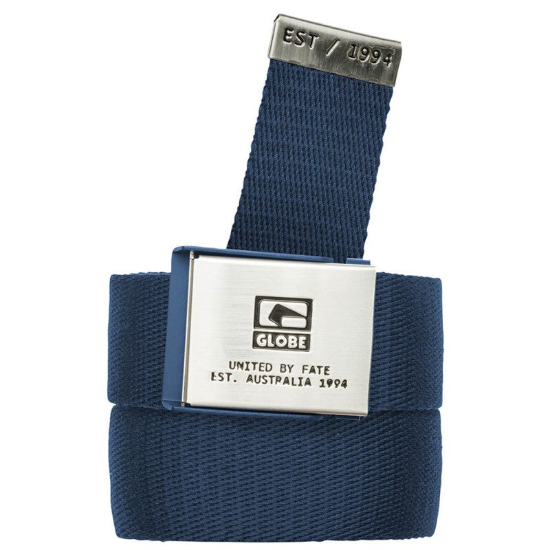 Curea Globe - Redman Belt - Navy - GB71219002