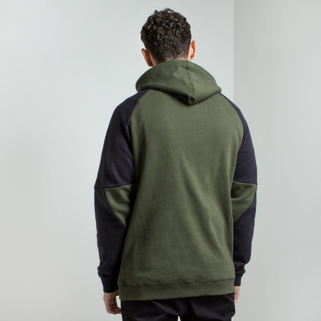 Hanorac Globe-Winson Hoodie-Rifle Green-GB01733026
