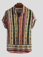 Load image into Gallery viewer, Bohemian Century Summer Shirt