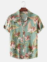 Load image into Gallery viewer, Floral Vacation Summer Shirt