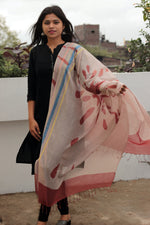 Load image into Gallery viewer, Mulmul Cotton Color Splash Dupatta