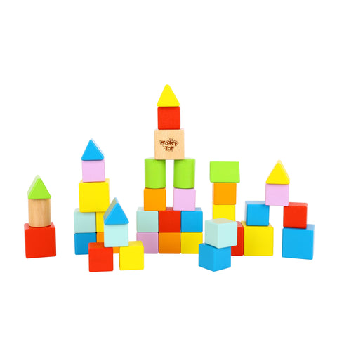 39pcs Block Tooky Toy